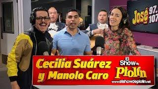 Cecilia Suárez y Manolo Caro nos dan sus secretos para triunfar