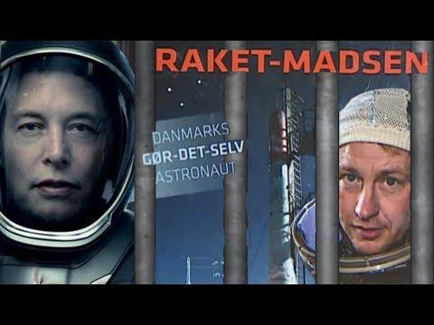 Raket Madsen, Ubådssagen - Dokumentar (Del 1)