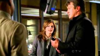 Castle - Piano Man Ending 3x10
