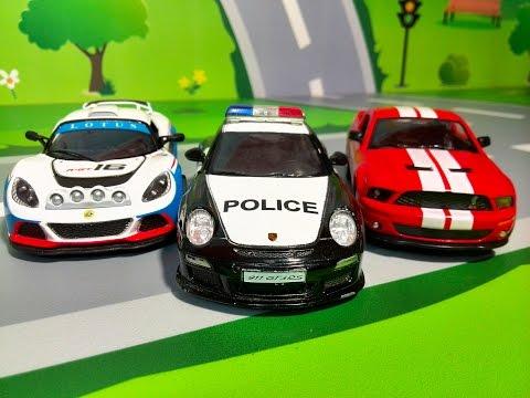 Мультики Про машинки все серии подряд. Полицейские машины в ЛЕГО городе. Мультфильмы 2016