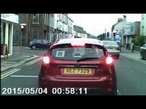 portadown reckless driver