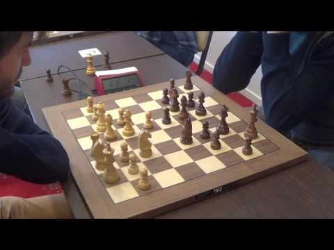 GM Grandelius Nils -  GM Leko Peter, Ruy Lopez Berlin Defence, Rapid chess
