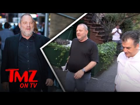 Harvey Weinstein Fired | TMZ TV