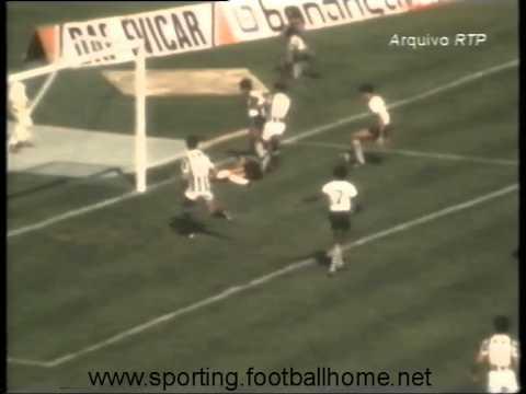 03J :: Sporting - 4 x Rio Ave - 2 de 1982/1983