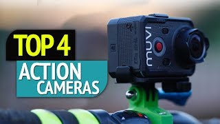 TOP 4: Action Cameras 2018