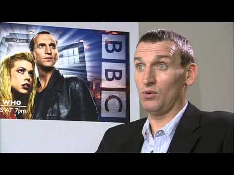BBC Breakfast  with Christopher Eccleston