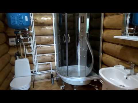 Зимнее водоснабжение дачи из колодца