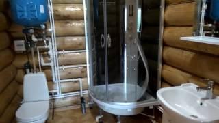видео Водоснабжение дома под ключ