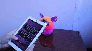 Додаток Furby Boom для андроїд установка
