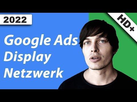 Google Adwords Display Netzwerk: Anzeigen erstellen