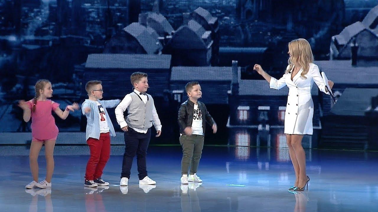 Ne kurthin e Piter Pan - Alketa dhe femijet ne audicione #1