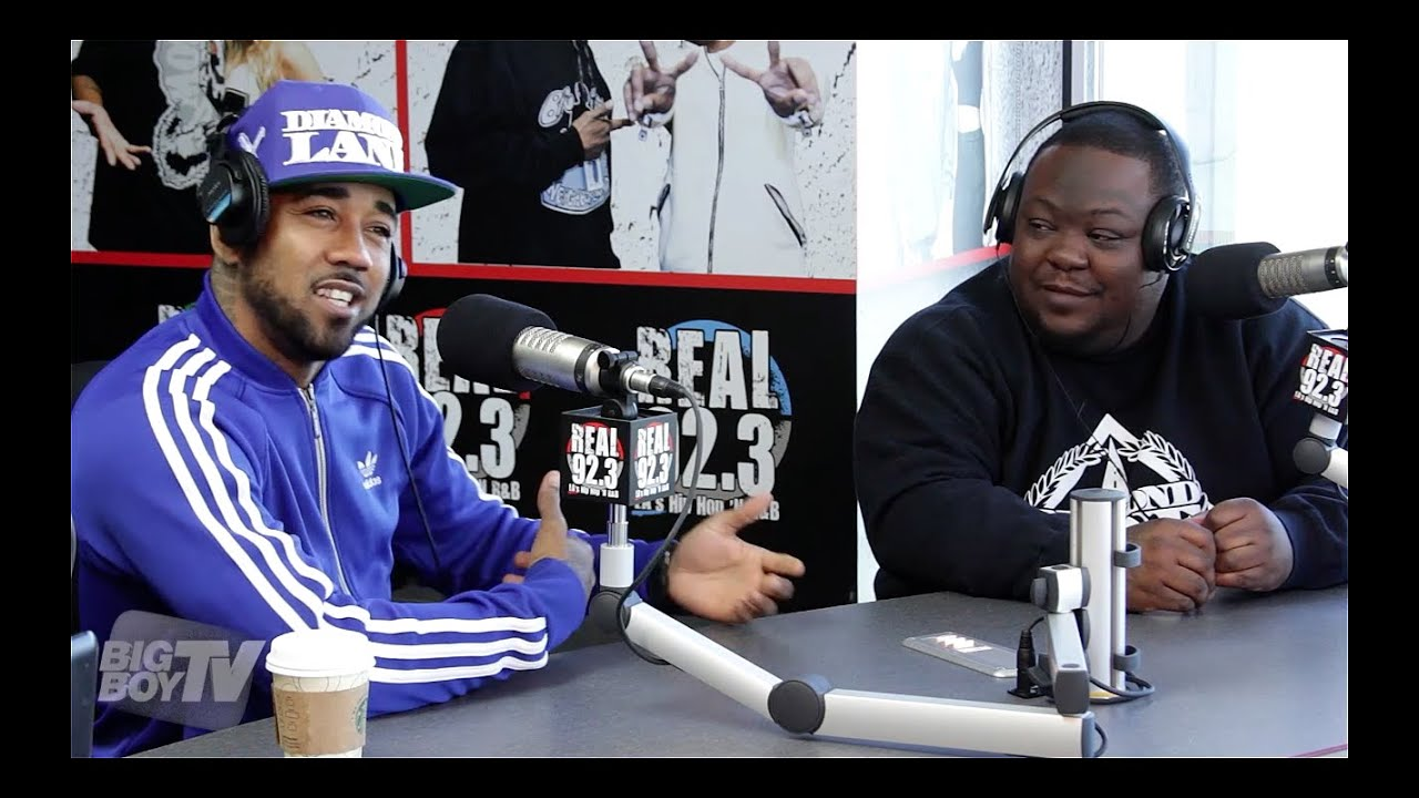 Download Problem and Bad Lucc FULL INTERVIEW | BigBoyTV