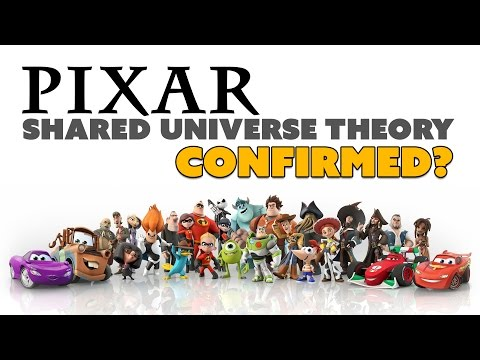 Pixar Shared Universe Theory CONFIRMED? - The Know Movie News
