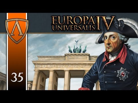 Let's Play Europa Universalis IV | Rights of Man 35 |