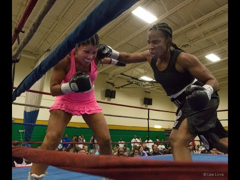 Tori Nelson vs Mia St. John WIBA TKO