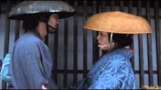 "Kazuhiro Nishijima & Keiko Matsuzaka in film ""Runin.Banished""(2004)"