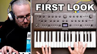 FIRST LOOK: Modal Argon 8 (Affordable Polyphonic Wavetable Synthesizer)