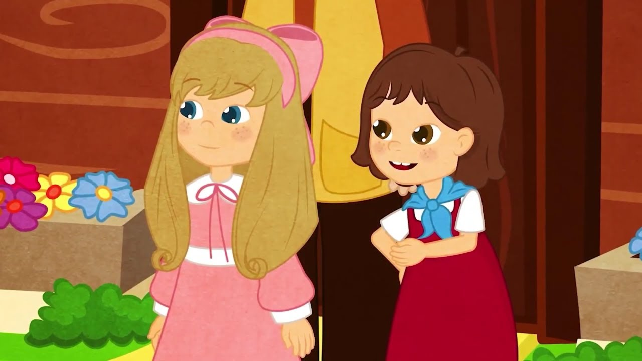هايدى - حكايات وقصص للأطفال - Arabian Fairy Tales