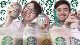 Starbucks'ın En Güzel İçeceğini Seçme Yarışması