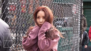 BoA 보아 'Starry Night' Photoshoot Behind #2 | NY Following Cam ✨💜