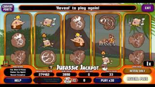 Jurassic Jackpot - Scatter