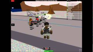 Roblox-[RSS Weaponry Salute]