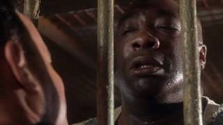 John Coffie Heal Paul - The Healing Scene-  The Green Mile 1999