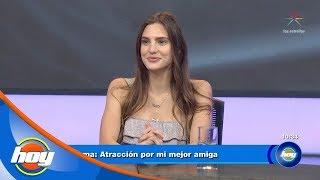 Macarena Achaga habla de la relación de Juliana y Valentina en 'Amar a muerte'   Hoy