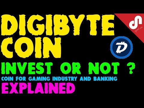 Digibyte Coin (DGB) - Invest in DigiByte or not ? Digibyte Coin explained in Detail  [Hindi]