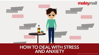 Ways to deal with stress and anxiety during Covid-19 pandemic