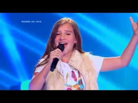 Sara cantó Quién como tú de Ana Gabriel – LVK Col - Audiciones a ciegas – Cap 12 – T2