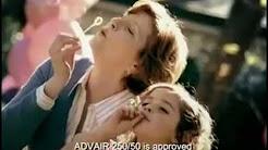 Kali Majors Advair Commercial