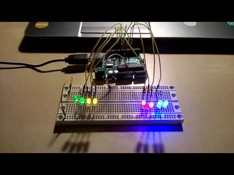 Disco Lights With Arduino