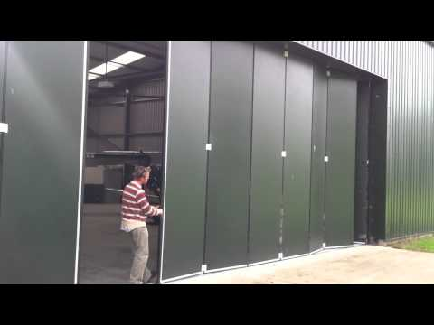 Folding Sliding Doors in Farmersville