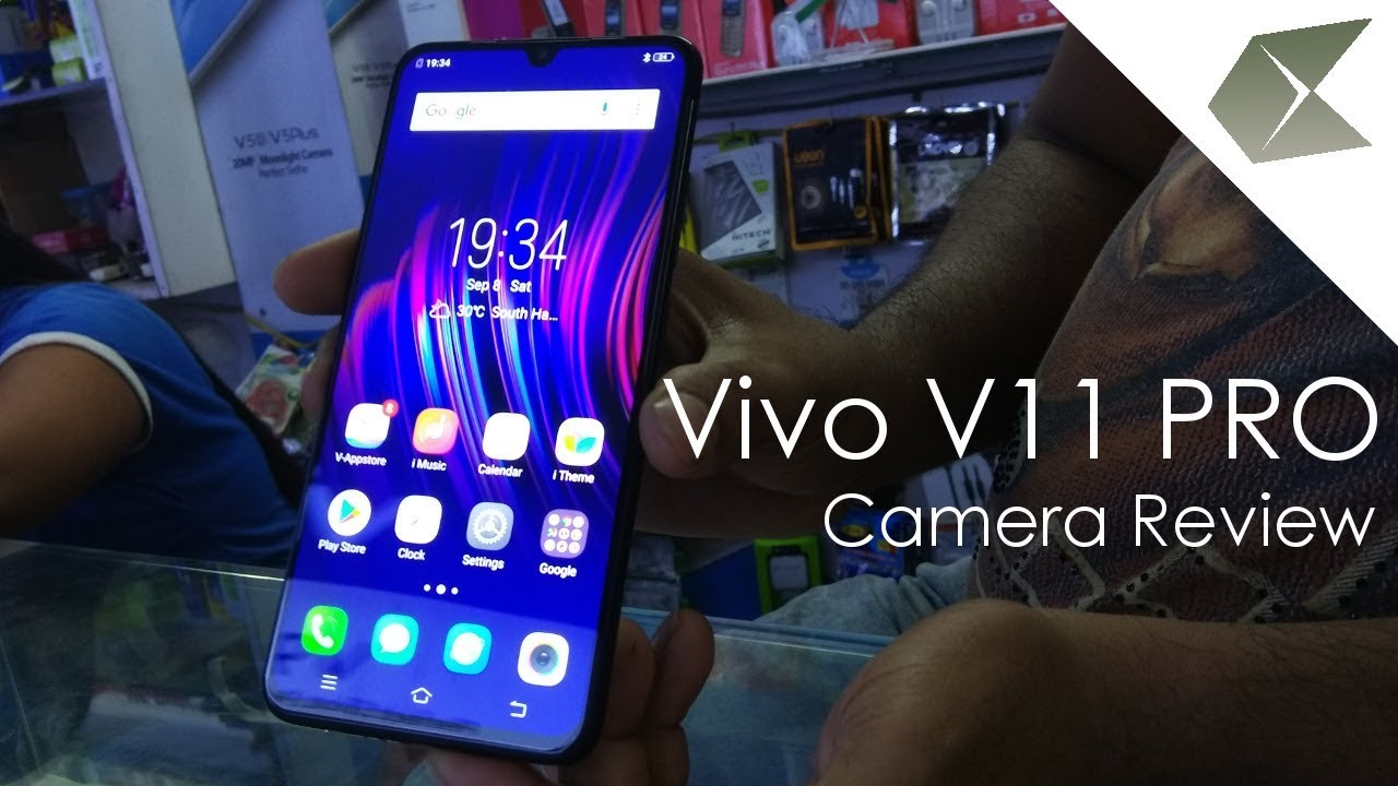 Vivo V11 PRO Camera Review - Epic Spicy