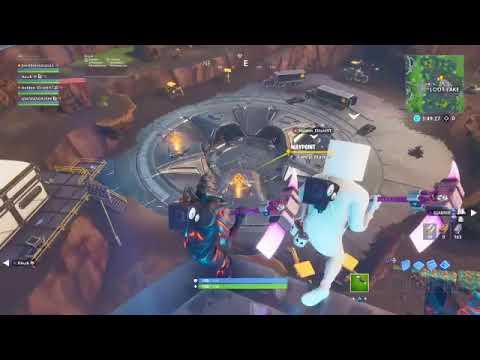 Fortnite Rune Hitting Tilted Tower Happening Now
