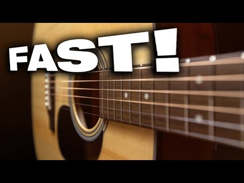 This is the FASTEST Way to EXCELLENT Guitar Playing! (THIS WORKS!)