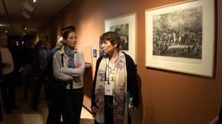 Экскурсия в музей г Дордрехт, выставка ''Вильям и Анна''  часть 2