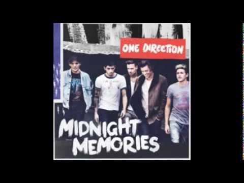 One Direction Midnight Memories Deluxe Album Cover