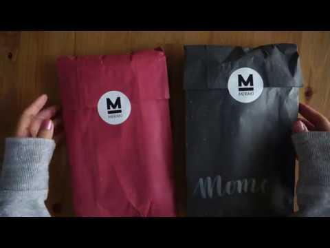 Meraki Traveler's Notebook