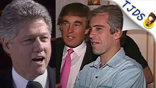 Epstein, Clinton, Trump -- It's A Big Club & We Ain't In It!