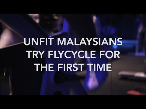 Unfit Malaysians Try