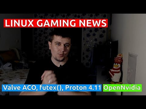 Linux Gaming News#1