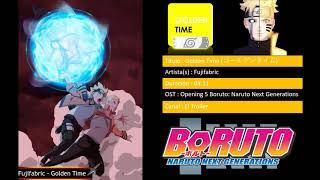Gambar cover Fujifabric - Golden Time Boruto Naruto Next Generations by Fujifabric