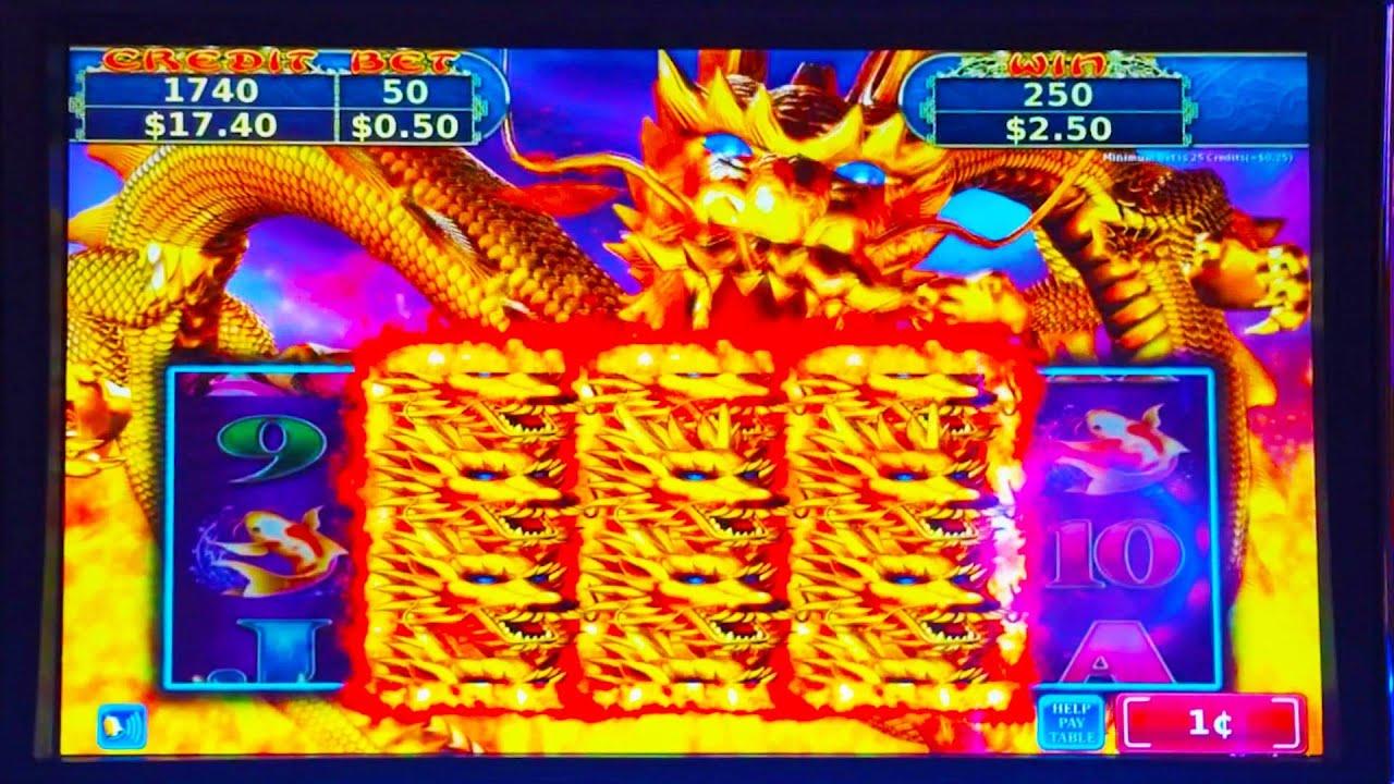 Dragon Fire Slot Machine