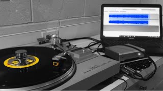 How I Record from Vinyl to Digital
