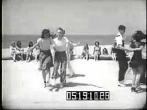Venice Beach Swing Dancers (Balboa) (September 1938)