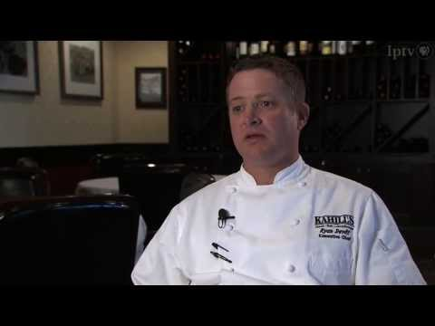 Chef Ryan Devitt, Kahill's Chophouse, Sioux City