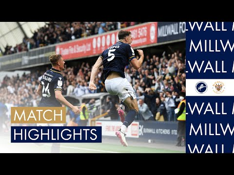 Millwall Blackpool Goals And Highlights