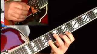Jazzed Blues Guitar Lessons - Mark Stefani - Lick #2